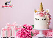 Midnight cake delivery in hyderabad| cakeplusgift