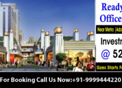 Commercial projects in noida with assured return