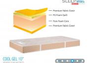 Top online memory foam mattress brand – sleep spa