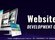 Website development company zinavo