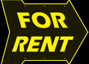 Commercial space for office is for rent