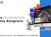 Web development company bangalore