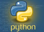Python programming online training institute