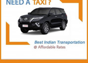 Car hire & rental services in jodhpur