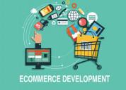 Ecommerce web development solutions