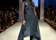 Ritu kumar x lenzing ecovera at lakme fashion week