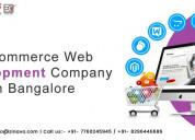 Ecommerce website development company zinavo