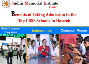 Benefits of taking admission in top cbse schools