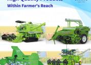 Largest combine harvester manufacturer