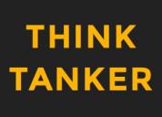 Thinktanker - reactjs development company ind
