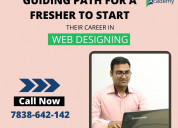 Web designing course fees in greater noida