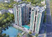 Residential complex in dumdum