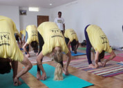 Ashtanga yoga teachers training mysore | hatha yo