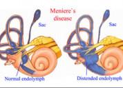 Menieres disease clinic