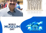 World museum day celebrated at icmei in associatio