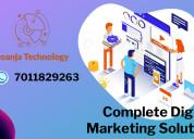 Sroanja technology- digital marketing company mp