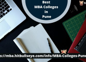 Which is the best college for mba in pune?