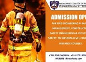 Parmanand college of fire engg. and safety mgt.