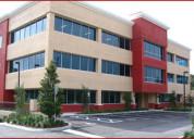 Commercial building painting contractors
