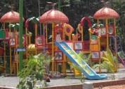 Children playground equipment manufacturer