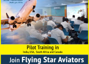 Flying training in delhi ncr