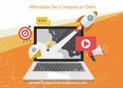 Affordable seo company in delhi