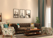 Adore the space with sofa fabric online in chennai