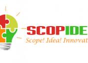 Online project management software - scopidea