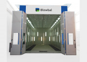 Powder coating paint booth manufacturers
