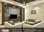 Create innovative interior design solutions
