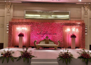 All type of wedding items for rent, bangalore