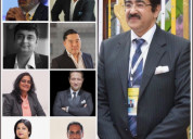 Sandeep marwah addressed architects of india in we