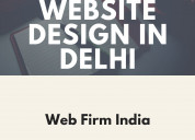 Web firm india web design firm india
