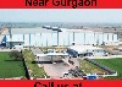 Industrial plots in gurgaon