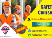 Safety officer training in chennai
