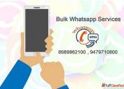 Whatsapp marketing india