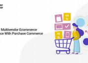 Marketplace platform- purchase commerce