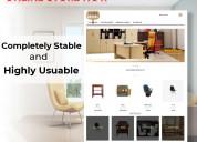 Free e-commerce website templates