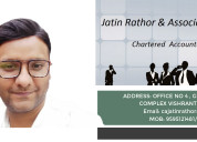 Jatin rathor & associates chartered accountants