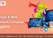 Web design & web development company in bangalore