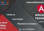 Best angular development training institute in btm