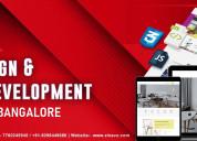 Web design and development company in bangalore
