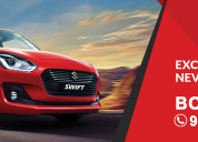 Discounts and offers on marutisuzuki cars hyderaba