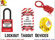 Buy quality lockout tagout devices by e-square