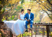 Pre wedding photography by birdlens creation
