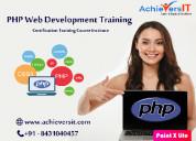 Php web developing training