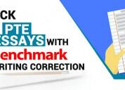 Pte exam essay topics - benchmark education