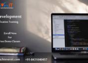 Web developing training
