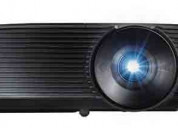 Compact and powerful projector with powerful audio