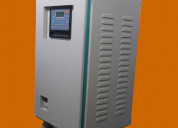 Air cooled servo voltage stabilizer- textronik